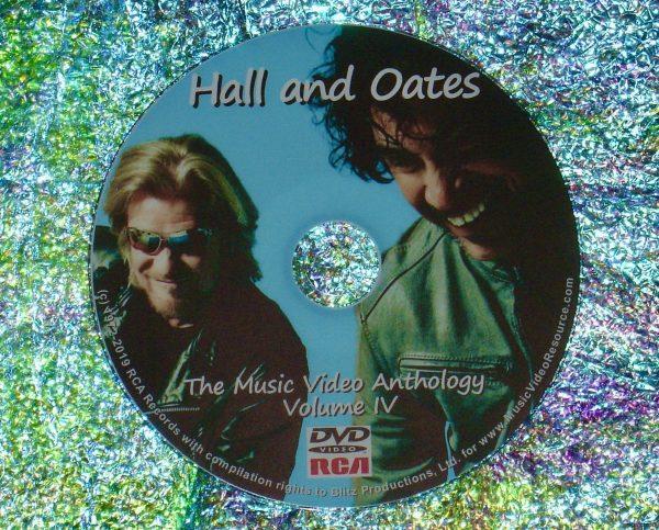 Hall-and-Oates-Music-Video-Anthology-Volume-IV-of-IV