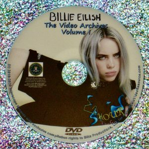 Billie Eilish Video Archives 2019-2020 DVD Volume I