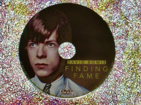 David Bowie Finding Fame Documentary DVD