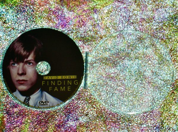 David Bowie Finding Fame Documentary DVD with case