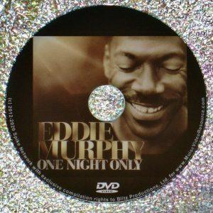 Eddie Murphy One Night Only DVD (2012 Documentary) Video Archives Volume II