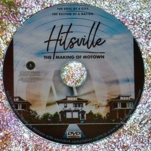 Hitsville The Making of Motown DVD Region 1