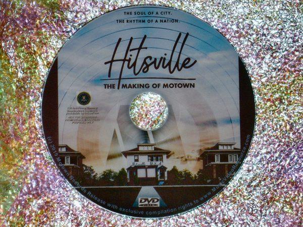 Hitsville The Making of Motown DVD Region 1
