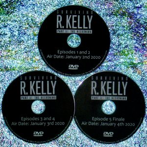 Surviving R. Kelly PART II THE RECKONING Complete Documentary 3 DVD Set