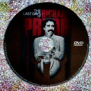 The Last Days of Richard Pryor DVD 2020 Documentary