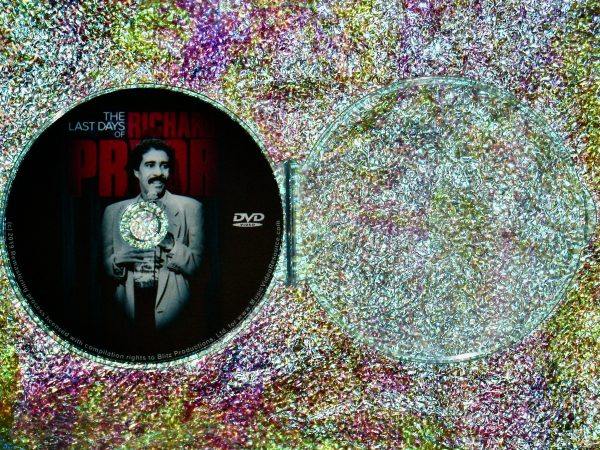 The Last Days of Richard Pryor DVD with case