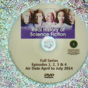 The Real History of Science Fiction DVD USA FORMAT REGION 1 DVD