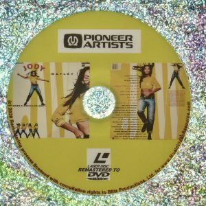 Jody Watley Video Classics Volume 1 (1989) (Remastered from LaserDisc to DVD)