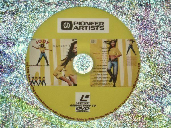 Jody Watley Video Classics Volume 1 (1989) (Remastered from LaserDisc to DVD)