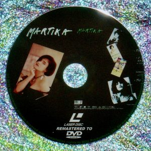 MARTIKA For You (Music Videos 1990) (Remastered from LaserDisc to DVD)