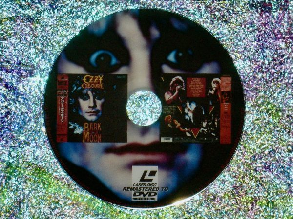 Ozzy Osbourne Bark At The Moon (1984) (Remastered from LaserDisc to DVD) Black Sabbath