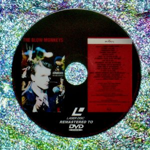 The Blow Monkeys Choices The Video Collection (1989) (Remastered from LaserDisc to DVD)