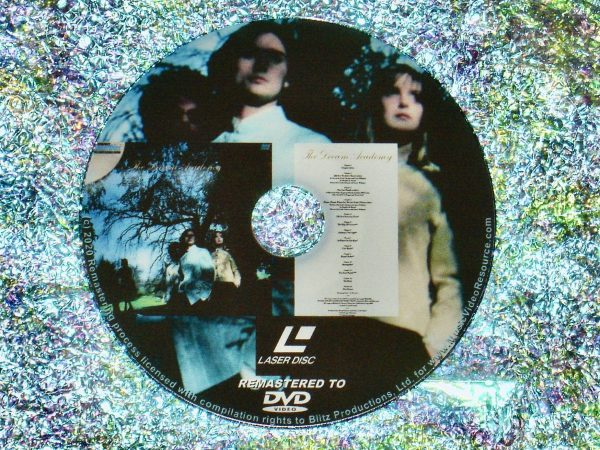 The Dream Academy 1985 to 1990 Remastered from LaserDisc to DVD