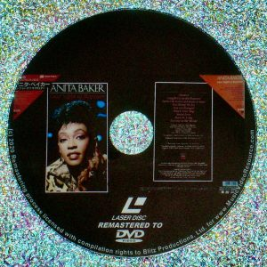 Anita Baker ‎One Night Of Rapture (1987) (Remastered from LaserDisc to DVD)