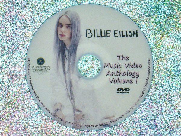 Billie Eilish Music Video Anthology DVD 2016-2020 Volume I