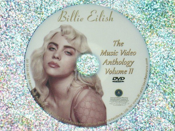 Billie Eilish Music Video Anthology Volume II 2020-2021