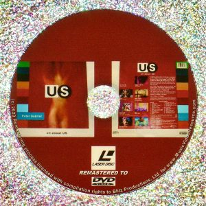 Peter Gabriel All About Us (Limited Edition Extended Version) (1994) (Remaster from LaserDisc to DVD)
