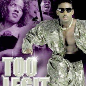 TOO LEGIT The MC Hammer Story DVD