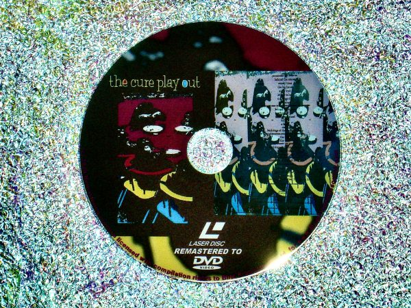 The Cure Play Out (1992-COMPLETE VERSION 2 Hours) (Remastered from LaserDisc to DVD)