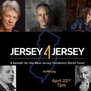 JERSEY 4 JERSEY DVD