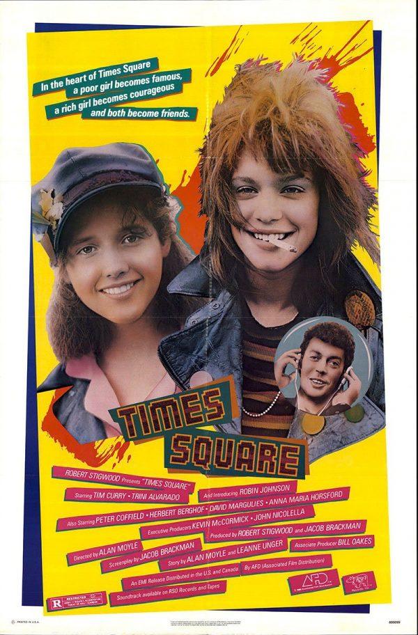 Times Square (1980 Film) DVD REGION 1