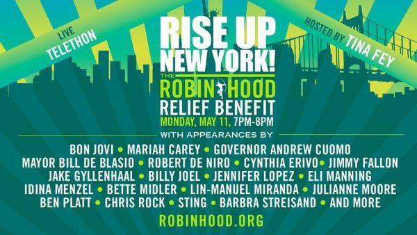 RISE UP NEW YORK DVD