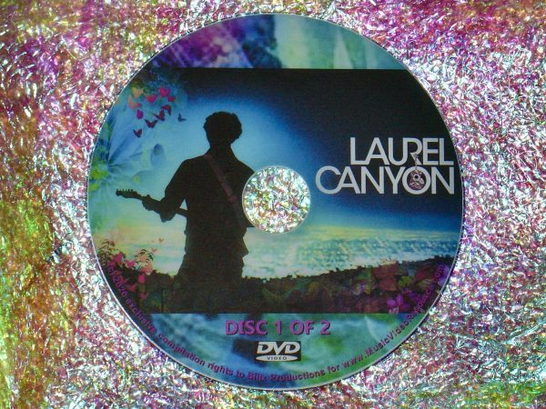 LAUREL CANYON A Place in Time DVD 1 of 2