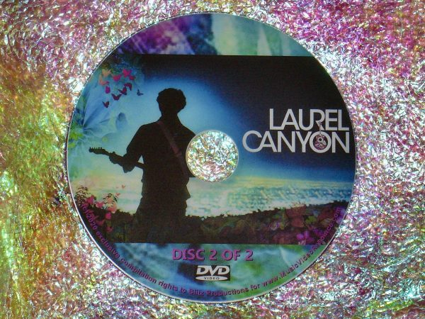 LAUREL CANYON A Place in Time DVD 2 of 2