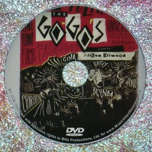 The GO-GO's 2020 Documentary DVD (1 Hour 37 Minutes)