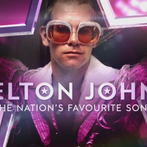 ELTON JOHN The Nation's Favorite Song DVD