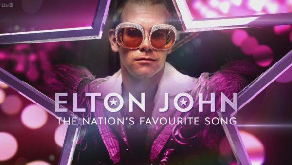 ELTON JOHN The Nation's Favorite Song DVD