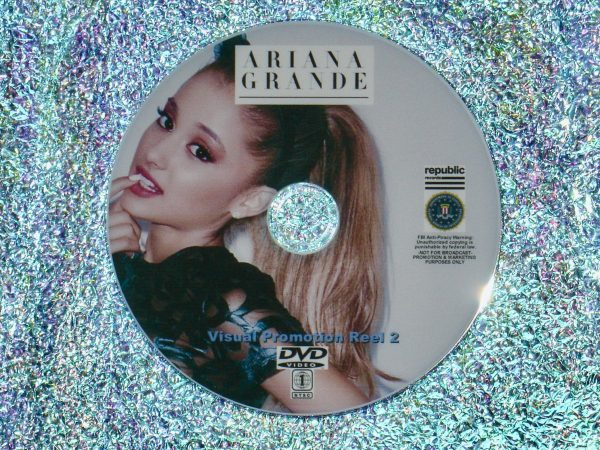 ARIANA GRANDE Visual Promotion Music Video Reel 2 of 4 DVD Set