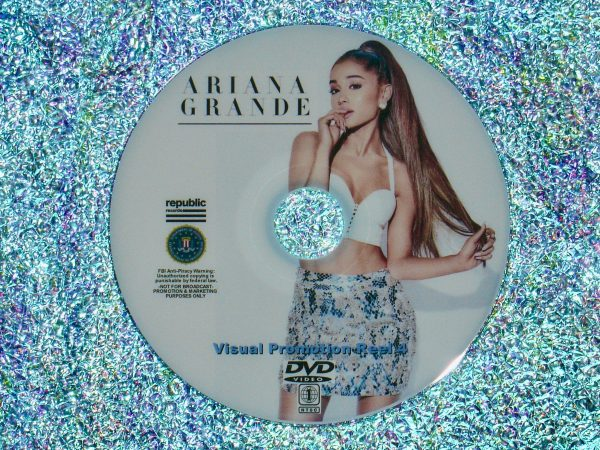 ARIANA GRANDE Visual Promotion Music Video Reel 4 of 4 DVD Set