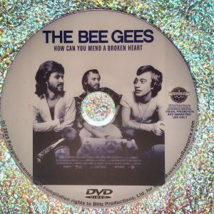 BEE GEES How Can You Mend A Broken Heart DVD