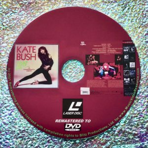KATE BUSH Live At Hammersmith Odeon 13th of May 1979 (1987) (Remastered from LaserDisc to DVD)