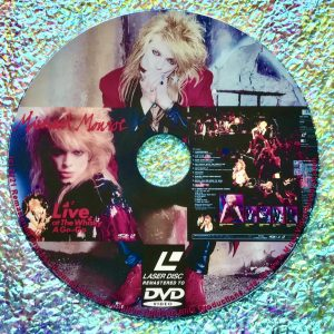Michael Monroe Live At The Whisky A Go-Go (1990) (Remaster from LaserDisc to DVD) Hanoi Rocks