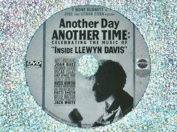 Another Day, Another Time Celebrating The Music Of Inside Llewyn Davis DVD