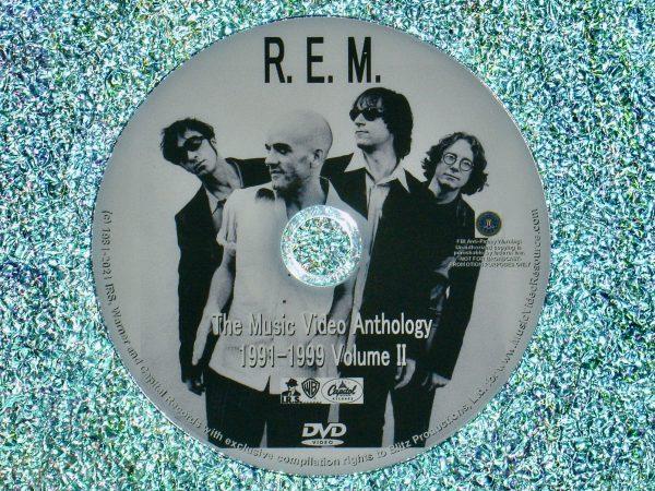 REM Music Video Anthology Volume II of IV.