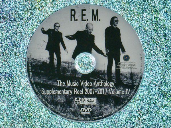 REM Music Video Anthology Volume IV of IV.