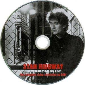 Stan Ridgway & Wall of Voodoo & Drywall Music Video Anthology DVD aka Showbusiness Is My Life