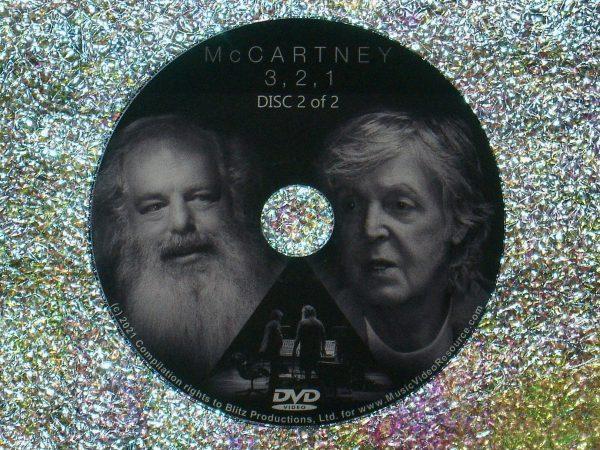 MCCARTNEY 3, 2, 1 Disc 2 of 2 (2021 Documentary Series)