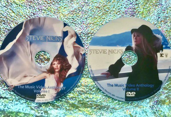STEVIE NICKS Music Video Anthology 1981-2021 2 DVD Set
