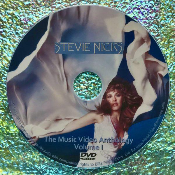 STEVIE NICKS The Music Video Anthology 1981-2011 Volume I