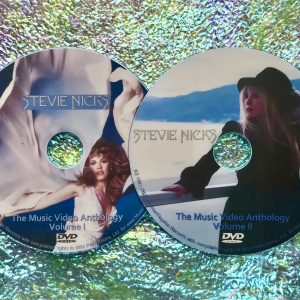 STEVIE NICKS The Music Video Anthology 1981-2021 2 DVD Set